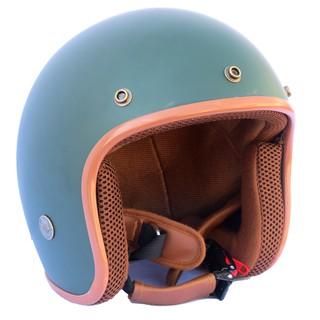 Hình ảnh Mũ bảo hiểm NTMAX 3/4 đen nhám (nhiều màu) cao cấp chuẩn quatest 4-3