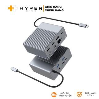 Cổng chuyển HyperDrive GEN2 12-in-1 cho Macbook, iPad Pro, PC, Surface & Devices – HD-G212 - Hàng Chính Hãng