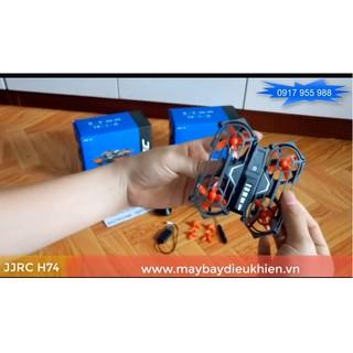 máy bay điều khiển từ xa cảm ứng giá rẻ JJRC H74
