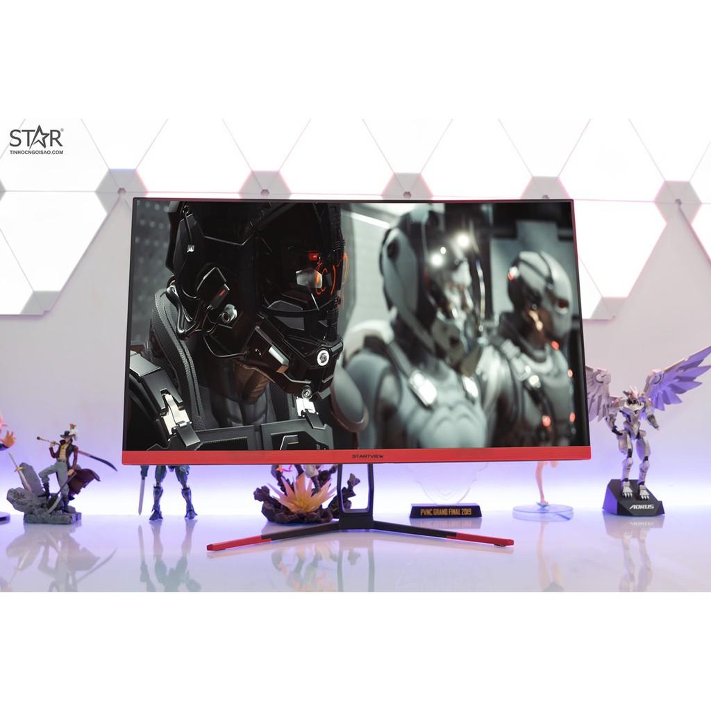 Màn hình Cong máy tính LCD 27'' Startview S27FHV Full HD 75Hz Gaming Cong. Bảo hành 2 năm