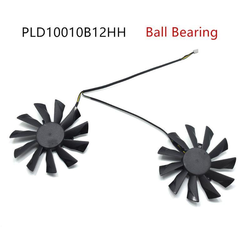 Quạt Tản Nhiệt Cre Pld10010B12H 95mm Gtx780Ti 780 750ti 660 760 40mm 12v 0.40a 4pin Cho Msi R9 270x 280x 290x 290x