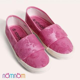 Giày bé gái NomNom UG1603 màu hồng
