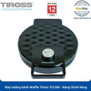 Máy nướng bánh Waffle Tiross TS1384 - Hàng Chính Hãng