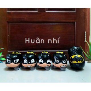 Heo đất handmade – batman