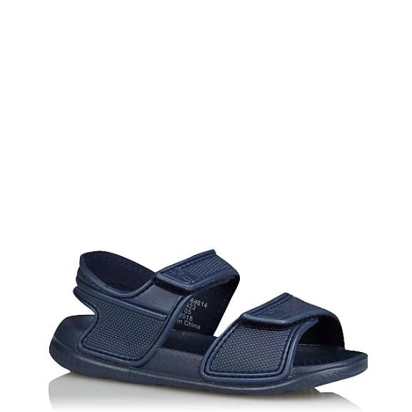 Sandal đen / navy George size 8, 12 UK_hàng xách tay Anh