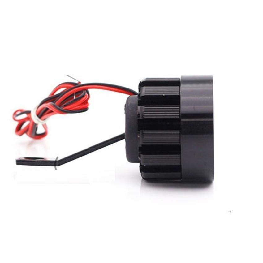 Đèn Led trợ sáng xe máy gắn chân gương TL 401 (2 đèn)