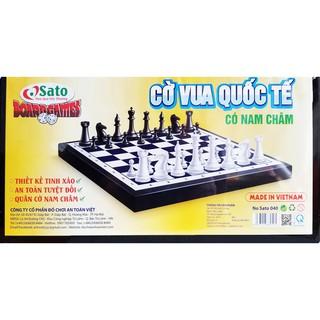 Đồ chơi giáo dục Cờ Vua Quốc Tế SATO ( SATO 040 )