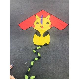 kites – diều hình pikachu