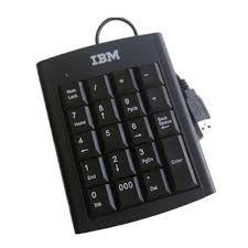 bàn phím số ibm dùng cho laptop