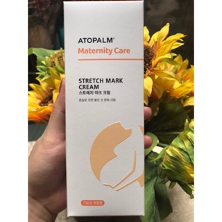 Kem trị rạn da bà bầu hiệu quả ATOPALM Maternity Care Stretch Mark Cream 150ml thumbnail