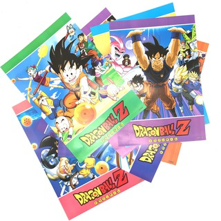 Bộ Poster Dragon Ball DB09003