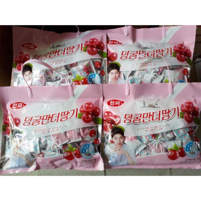 [HCM] Combo 6 gói Kẹo dẻo cherry Hàn Quốc