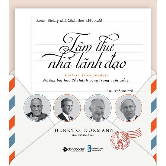 Sách-Tâm thư nhà lãnh đạo
