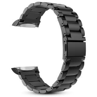 Dây Đeo Thay Thế Chất Liệu Thép Không Gỉ Thiết Kế Dạng Mắt Xích Cho Samsung Gear S2