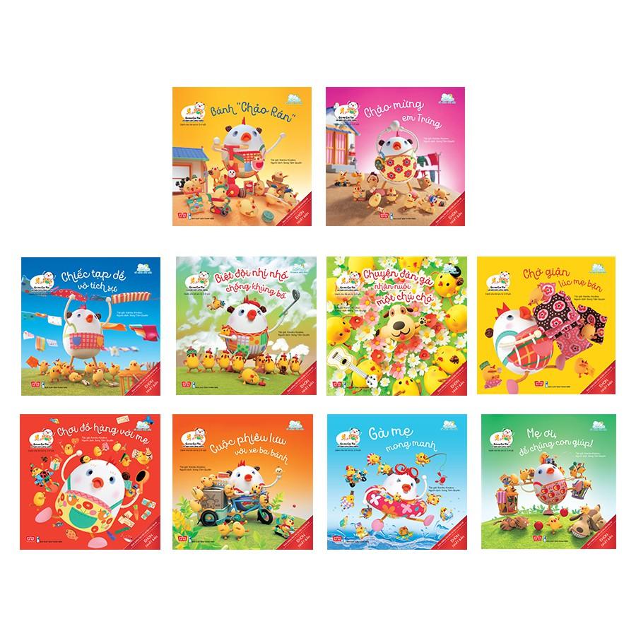 Sách - Combo 3 Gà mẹ Cục Tác và đàn con lông vàng (trọn bộ 10 cuốn) - 3468829 , 1146144328 , 322_1146144328 , 250000 , Sach-Combo-3-Ga-me-Cuc-Tac-va-dan-con-long-vang-tron-bo-10-cuon-322_1146144328 , shopee.vn , Sách - Combo 3 Gà mẹ Cục Tác và đàn con lông vàng (trọn bộ 10 cuốn)