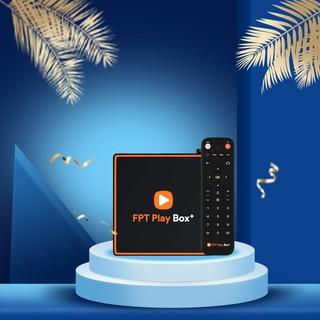 Đầu thu truyền hình kỹ thuật số FPT Play Box+ 2020 - S550 - Tivi Box - Hệ điều hành AndroidTV 10 - Bảo Hành 1 Năm thumbnail