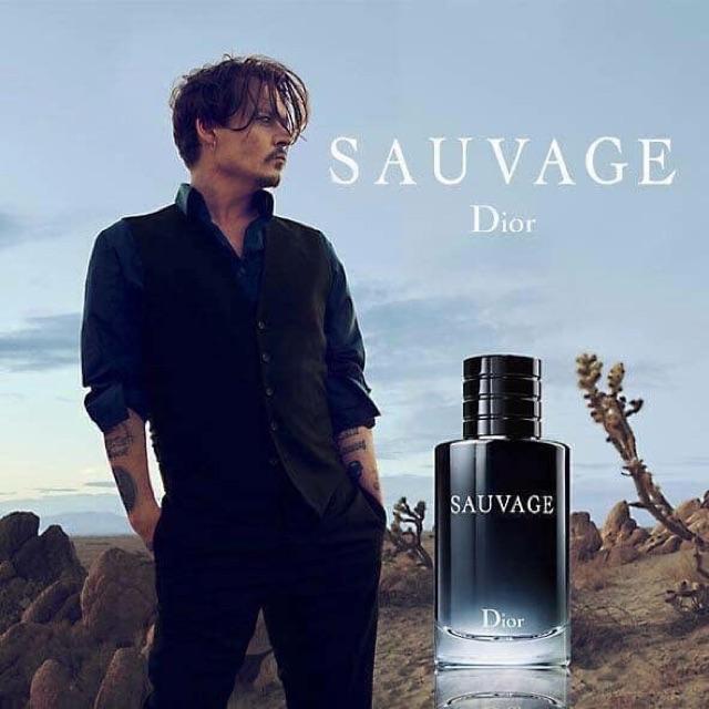 Nước Hoa Dior Sauvage EDT,  Nước hoa nam tính lưu hương lâu
