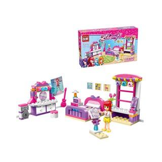 Bộ lego xếp hình nhà cửa Cherry – Nhà của Cherry