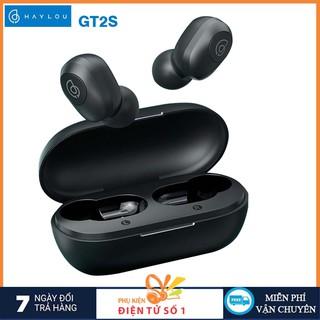 Tai nghe bluetooth Haylou GT2S [ BH đổi 1-1] nhỏ gọn, bám tai chống ồn tốt, pin khỏe