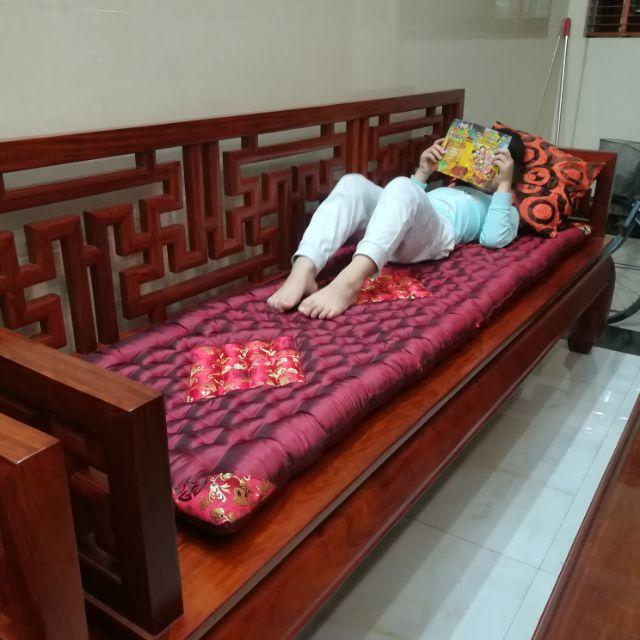 Đệm ghế sofa dài 1m7 x 50 cm