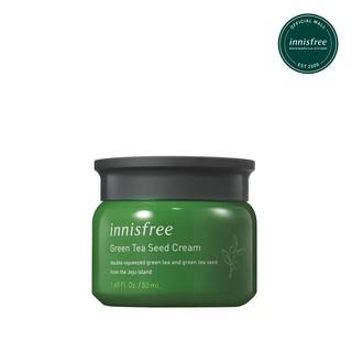 Kem dưỡng ẩm innisfree Green Tea Seed Cream 50ml thumbnail