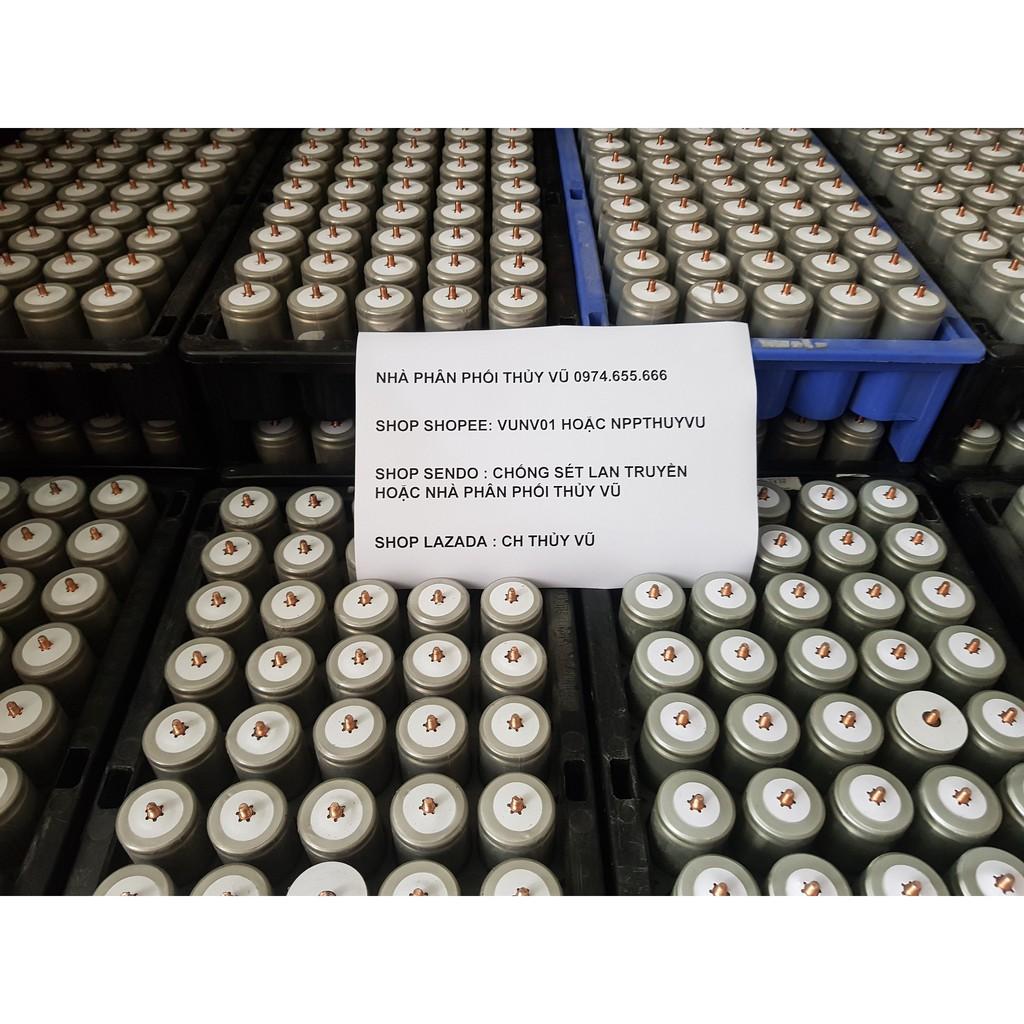Combo 20 viên pin 32650 loại 6000mAh