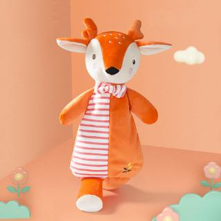 ♛BA♚Cute Bear Toy Stuffed Animals Baby Kids Sleeping Gift Comfort Doll