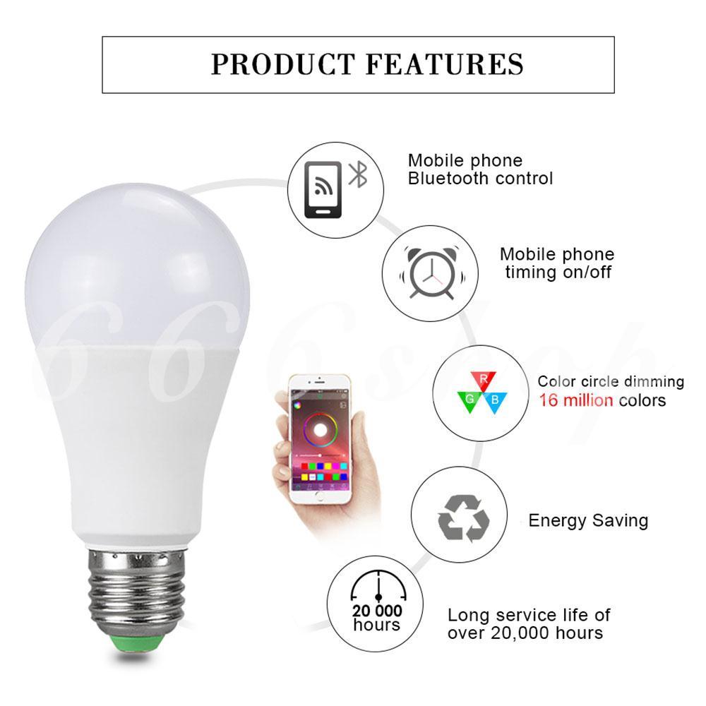 Đèn LED báo động tạo hiệu ứng màu RGB kèm điều khiển từ xa