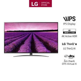 """Smart Tivi LG NanoCell 55 inch 4K UHD 55SM8100PTA - Hàng Chính Hãng giá chỉ còn <strong class=""""price"""">1.460.000.000.000đ</strong>"""