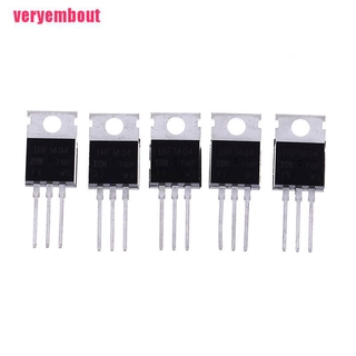 Set 5 Linh Kiện Điện Tử Irf1404 1404 Mosfet Mosft To-220