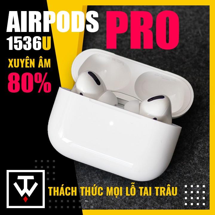 Louda 2.0 1536U Tai Nghe Bluetooth Airpod Pro Bản Mới Nâng Cấp, Âm Thanh Cực Hay