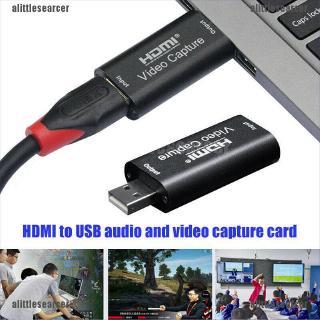 Usb Chuyển Đổi Video Từ Hd Sang Type-C Usb 3.0 1080p thumbnail