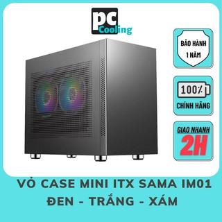Vỏ case SAMA IM01 Mini ITX - thể tích 18,9 Lít thumbnail