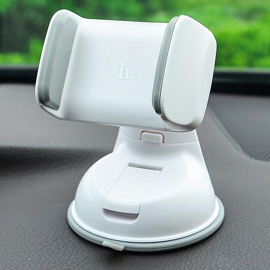 Kẹp điện thoại xe hơi HOCO CA5-Giá đỡ điện thoại ô tô