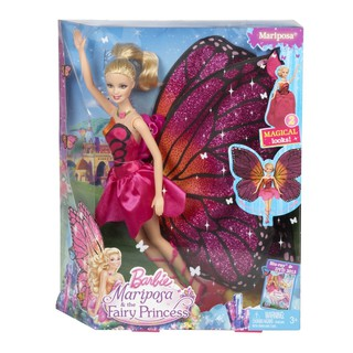 Búp bê Barbie Mariposa