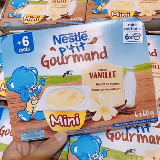 Váng Sữa Nestle Pháp DATE T12 2021 thumbnail