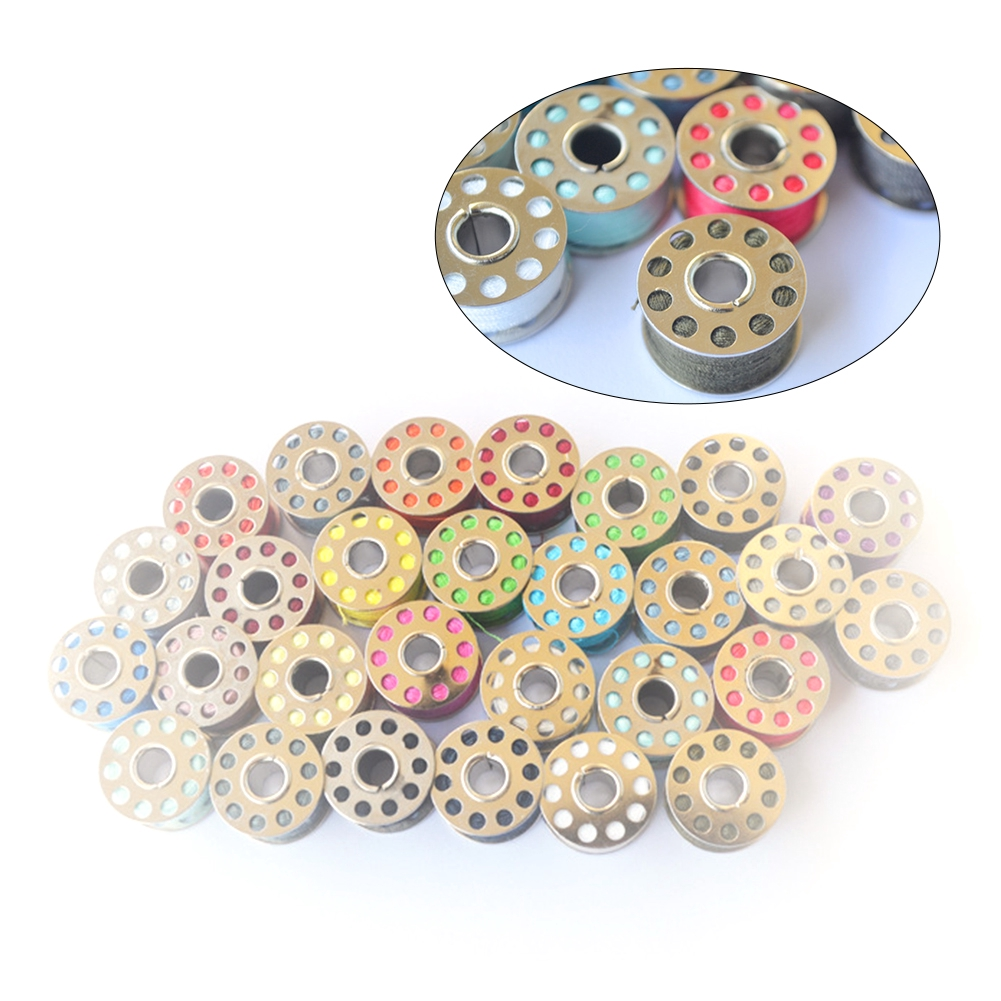 Multicolor Hand Craft Home Supplies Stitching DIY Machine Use Polyester Sewing Thread