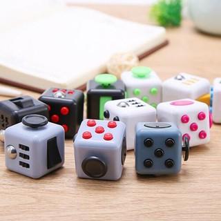 Xúc xắc đồ chơi fidget cube dành cho trẻ em và người lớn