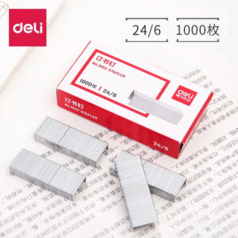 hiamg 7 เพื่อ 0012 สํานักงาน 12 staples ขนาดเล็ก 24/6 1000 pcs
