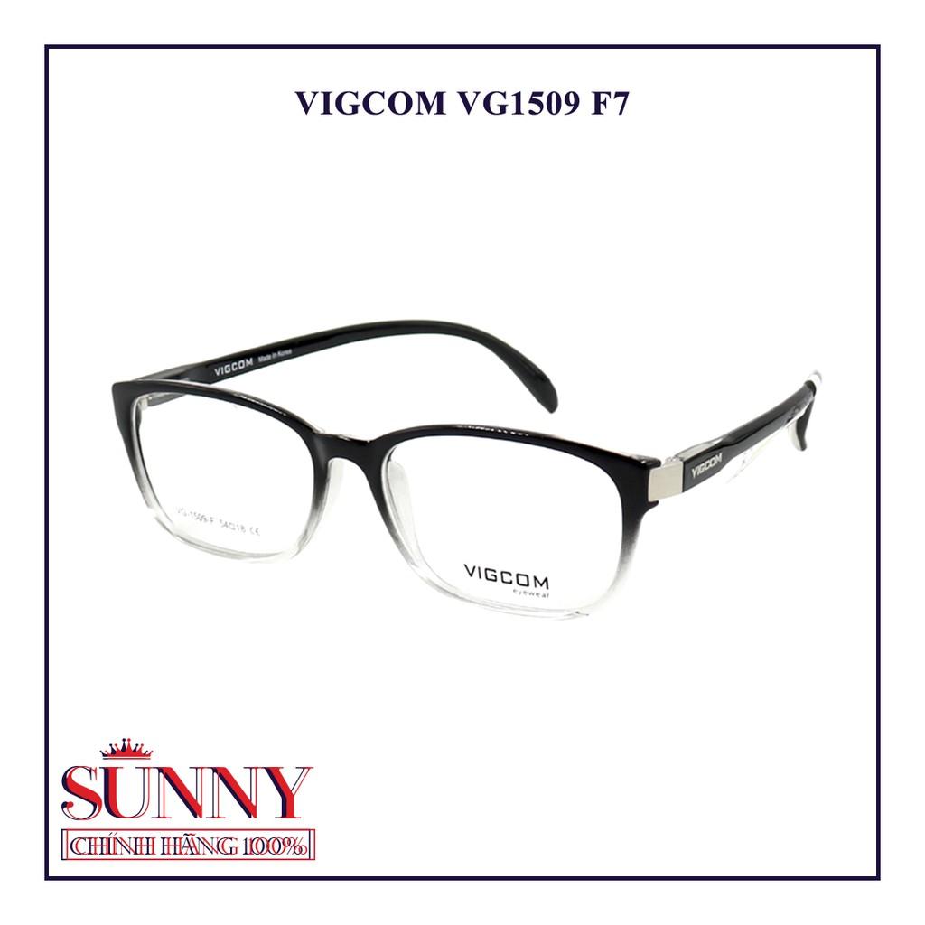 gọng kính VIGCOM VG1509 - SP CHÍNH HÃNG KÈM TEM CHỐNG HÀNG GIẢ CỦA BỘ CÔNG AN