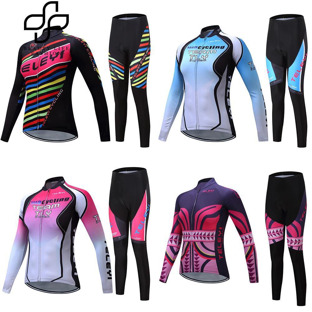 Set đồ thể thao xe đạp/leo núi cho nữ