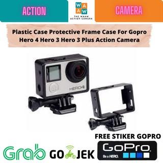 Vỏ nhựa bảo vệ có móc khóa cho Gopro Hero 4 Hero 3 Hero 3 Plus Action Camera thumbnail
