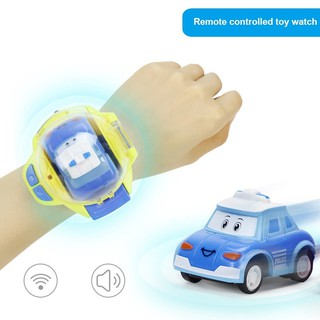 Kids Infrared Remote Control Car Wristband Car Toy