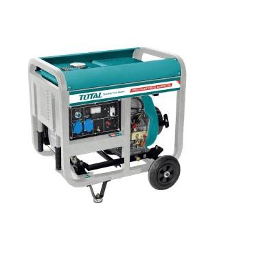 Máy phát điện dùng dầu Diêzen Total TP450001