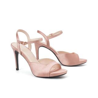 JUNO - Giày sandal gót thanh đế đúp - SD09078 thumbnail