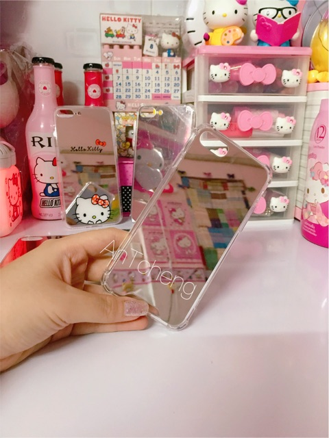 Ốp gương iPhone