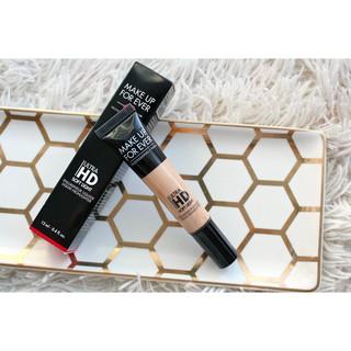Make Up For Ever- Kem lót bắt sáng Ultra HD Soft Light 30 Golden Champagne 12 ml thumbnail