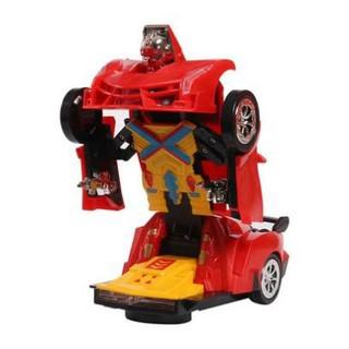 combo 5 ô tô biến hình thành robot
