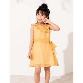 DIDO - Váy Rúm Eo Vàng Bé Gái thumbnail