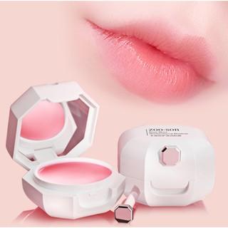 Mặt nạ ngủ môi ZooSon hương hoa hồng dưỡng ẩm cho bờ môi căng mọng hàng nội địa Trung VO thumbnail